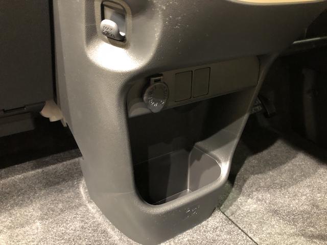 Gメイクアップリミテッド SAIII 衝突軽減ブレーキ LEDヘッドランプ・フォグランプ 置き楽ボックス オートライト プッシュボタンスタート セキュリティアラーム パノラマモニター対応カメラ 両側パワースライドドア(27枚目)