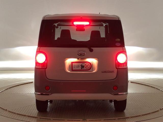 Gメイクアップリミテッド SAIII 衝突軽減ブレーキ LEDヘッドランプ・フォグランプ 置き楽ボックス オートライト プッシュボタンスタート セキュリティアラーム パノラマモニター対応カメラ 両側パワースライドドア(42枚目)