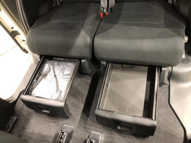 Gブラックアクセントリミテッド SAIII パノラマ対応 LEDヘッドランプ・フォグランプ 置き楽ボックス オートライト プッシュボタンスタート セキュリティアラーム パノラマモニター対応カメラ 両側パワースライドドア(32枚目)