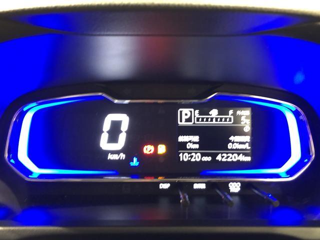 X SAIII LEDヘッドランプ 電動格納式ドアミラー付 バックカメラ オートハイビーム オーディオ操作用ステアリングスイッチ 14インチホイールキャップ 純正ロングバイザー 純正カーペットマット アイドリングストップ フロント・リヤコーナーセンサー ABS(13枚目)