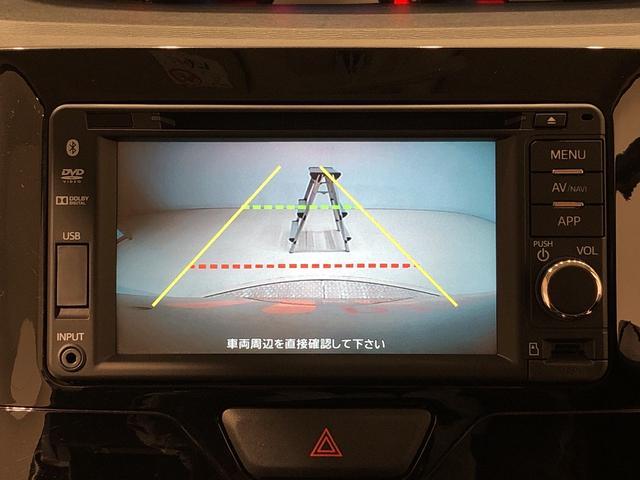 カスタムRS SA 衝突軽減ブレーキ ナビゲーション リアカメラ カードキー LEDヘッドランプ リア電動左右スライドドアパワースライドドア 15インチアルミホイール キーフリーシステム(6枚目)