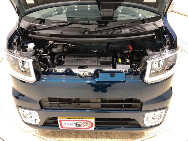 Gターボリミテッド SAIII 衝突軽減ブレーキ パノラマモニター LEDヘッドランプ・フォグランプ 15インチアルミホイール オートライト プッシュボタンスタート セキュリティアラーム(40枚目)