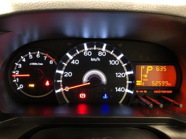 フロントシートリフト Xターボ SAIII UGP 14インチアルミホイール オートライト プッシュボタンスタート セキュリティアラーム キーフリーシステム(18枚目)