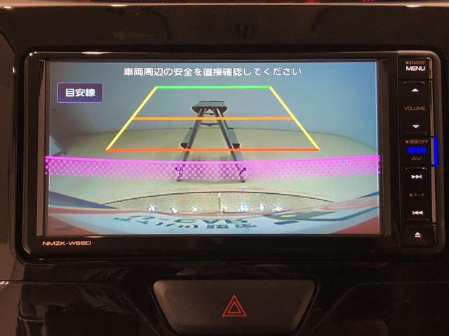 Xターボ SAIII カーナビ Bモニター スマアシIII LEDヘッドランプ 左側パワースライドドア 運転席シートヒーター オートハイビーム オートライト アイドリングストップ セキュリティアラーム キーフリーシステム(6枚目)