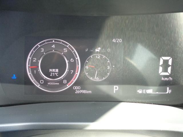 認定中古車 G HDP BSM LEDヘッドランプ・フォグランプ 全車速追従機能付アダプティブクルーズコントロール レーンキープコントロール 17インチAW シートヒーター PUSHSTART 9インチディスプレイオーディオ 地デジ(9枚目)