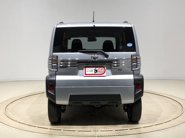 Gターボ Bカメラ 電動パーキングブレーキ 次世代スマアシ LEDヘッドランプ・フォグランプ 運転席・助手席シートヒーター 15インチアルミホイール オートライト プッシュボタンスタート セキュリティアラーム 全車速追従機能付き(7枚目)