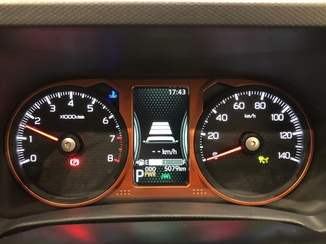 Gターボ Bカメラ 電動パーキングブレーキ 次世代スマアシ LEDヘッドランプ・フォグランプ 運転席・助手席シートヒーター 15インチアルミホイール オートライト プッシュボタンスタート セキュリティアラーム 全車速追従機能付き(18枚目)