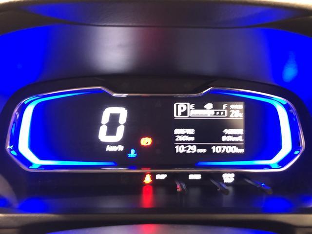 G SAIII CDチューナー 衝突被害軽減ブレ-キ機能 LEDヘッドランプ 運転席・助手席シートヒーター オートライト プッシュボタンスタート セキュリティアラーム コーナーセンサー 14インチアルミホイール キーフリーシステム(12枚目)