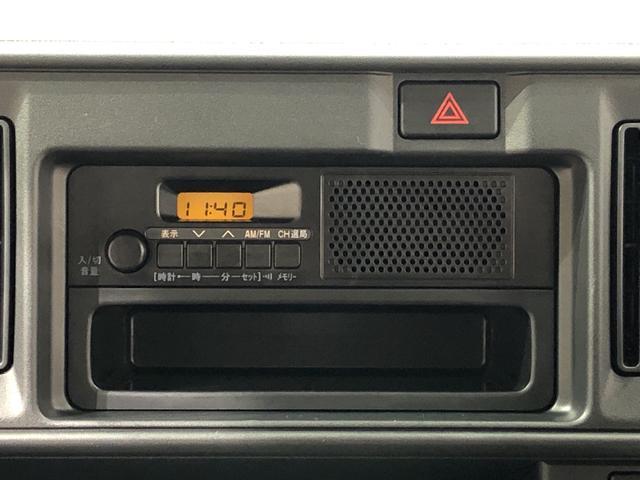 デラックスSAIII AM/FMラジオ 4WD キーレス LEDヘッドランプ トップシェイドガラス 荷室ランプ コーナーセンサー AM・FMラジオ(11枚目)