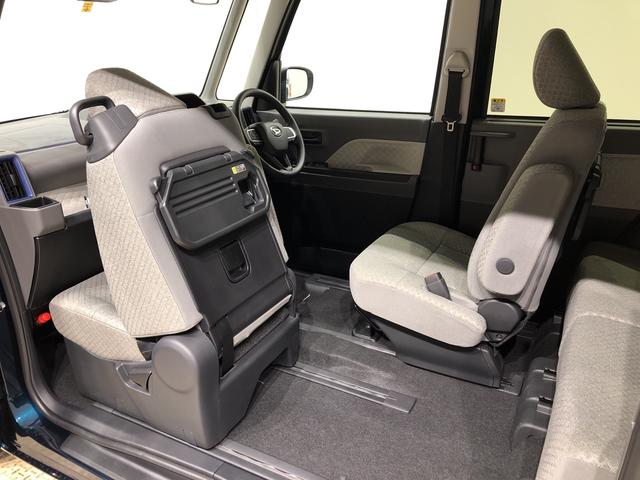 Xセレクション バックモニター LEDヘッドランプ 4WD パワースライドドアウェルカムオープン機能 運転席・助手席シートヒーター 運転席ロングスライドシ-ト 助手席ロングスライド 助手席イージークローザー セキュリティアラーム キーフリーシステム(27枚目)