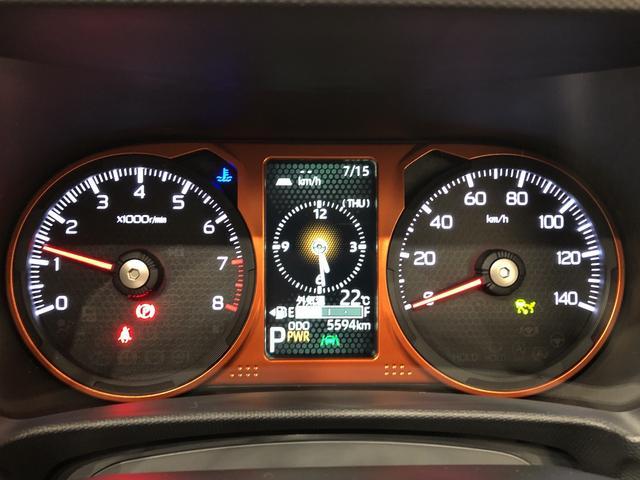 Gターボ バックモニター対応 電動パーキングブレーキ LEDヘッドランプ・LEDフォグランプ 運転席・助手席シートヒーター本革巻ステアリングホイール オートエアコン 15インチアルミホイール(18枚目)