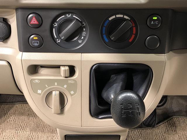 PA 2WD 5速マニュアル ラジオ エアコン ドラレコ付き 2WD 5速マニュアル ラジオ エアコン ドラレコ付き(11枚目)