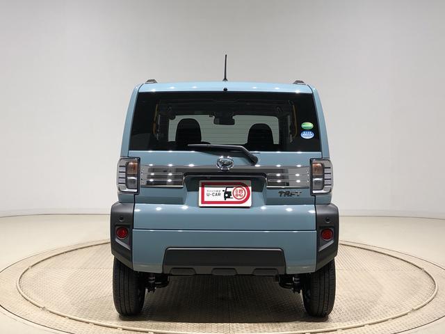 Gターボ バックモニター対応 電動パーキングブレーキ LEDヘッドランプ・LEDフォグランプ 運転席・助手席シートヒーターオートエアコン キーフリーシステム 15インチアルミホイール(7枚目)