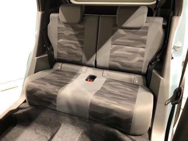 Gターボ バックモニター対応 電動パーキングブレーキ LEDヘッドランプ・LEDフォグランプ 運転席・助手席シートヒーターオートエアコン キーフリーシステム 15インチアルミホイール(31枚目)