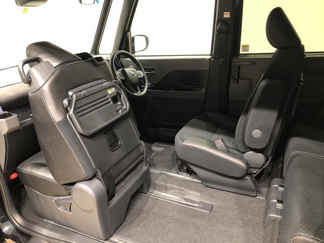 カスタムXセレクション バックモニター オートライト LEDヘッドランプ・フォグランプ パワースライドドアウェルカムオープン機能 運転席ロングスライドシ-ト 助手席ロングスライド 助手席イージークローザー 14インチアルミホイール キーフリーシステム(27枚目)