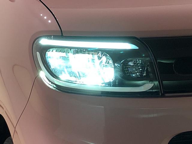 LEDヘッドライト光度も高く高寿命?