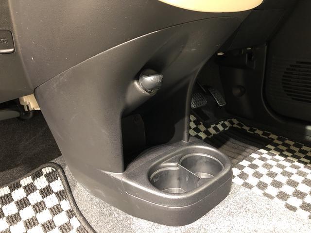 ココアプラスX 運転席シートリフター ナビ・ETC・シートリフター・オートエアコン(21枚目)