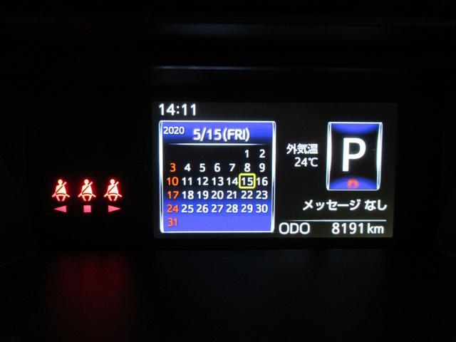 カスタムG ターボ SA3 パノラマ7インチナビ付(13枚目)