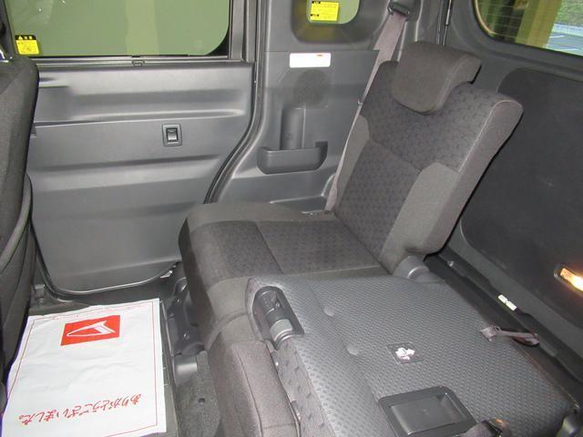 Gターボ SA2 両側パワースライドドア付 キーフリー オートライト アイドリングストップ(43枚目)