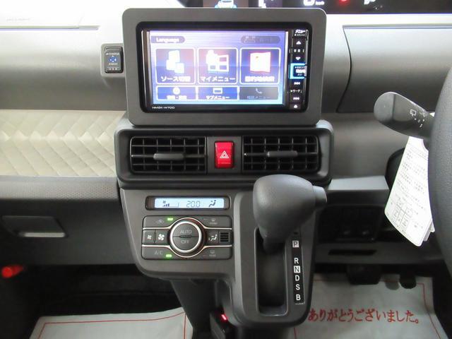 Xセレクション バックモニター 7インチナビ ドライブレコーダー シートヒーター 左側パワースライドドア USB入力端子 Bluetooth オートライト キーフリー アイドリングストップ アップグレードパック(18枚目)