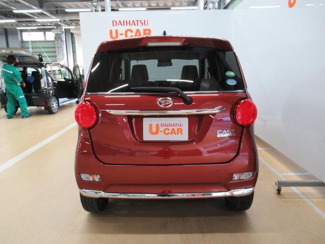 展示車は全てダイハツの車を知り尽くしたエキスパートが基本性能に関わる機能や状態を徹底的に点検!