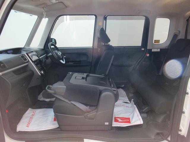 カスタムRS SA 両側パワースライドドア オートライト キーフリー アイドリングストップ(40枚目)