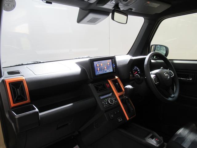 Gターボ バックモニター 7インチナビ シートヒーター USB入力端子 Bluetooth オートライト キーフリー アイドリングストップ アップグレードパック クロムプラン(15枚目)
