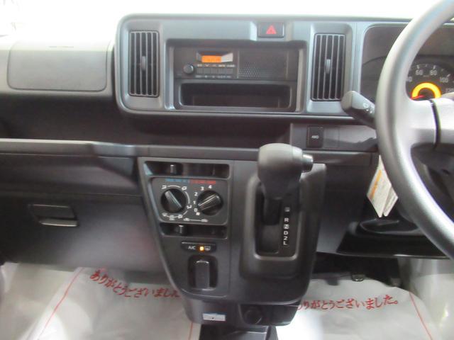 デラックス SA3 ラジオ 両側スライドドア オートライト キーレス アイドリングストップ 4WD(18枚目)