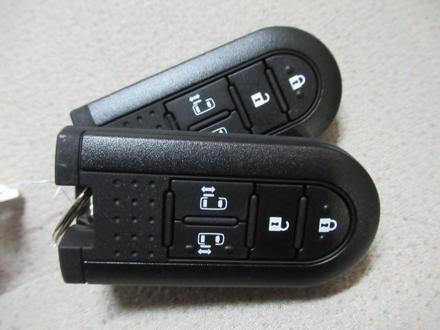 Gメイクアップリミテッド SA3 両側パワースライドドア オートライト キーフリー アイドリングストップ アップグレードパック2(49枚目)
