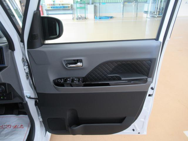 カスタムXセレクション シートヒーター 両側パワースライドドア USB入力端子 オートライト キーフリー アイドリングストップ アップグレードパック(46枚目)