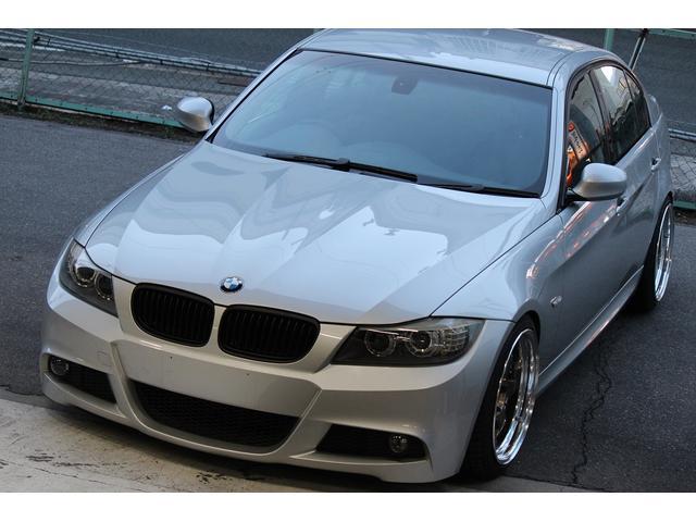 BMW BMW 320i Mスポーツ ローダウン 18インチAW