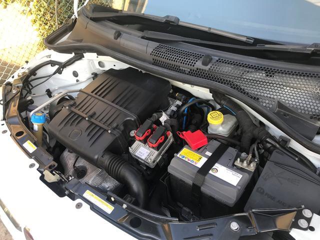 フィアット フィアット 500 1.2 8V ラウンジ 禁煙車 タイベル一式交換済み!