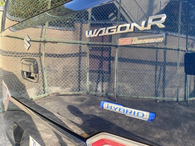 ハイブリッドFX リミテッド 25周年特別仕様車・セーフティパッケージ・スマートキー&Pスタート・レーダーブレーキ・車線逸脱警告・AUX入力付きCDデッキ・ETC・新品ドラレコ・ヘッドアップディスプレイ・14AW・シートヒーター(13枚目)