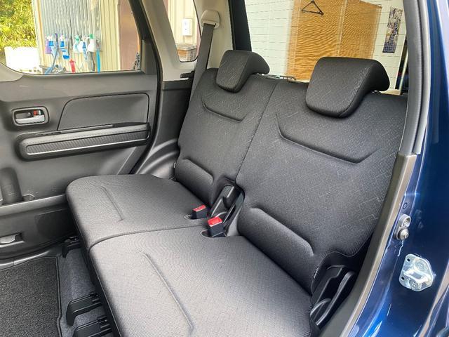 ハイブリッドFX リミテッド 25周年特別仕様車・セーフティパッケージ・スマートキー&Pスタート・レーダーブレーキ・車線逸脱警告・AUX入力付きCDデッキ・ETC・新品ドラレコ・ヘッドアップディスプレイ・14AW・シートヒーター(18枚目)