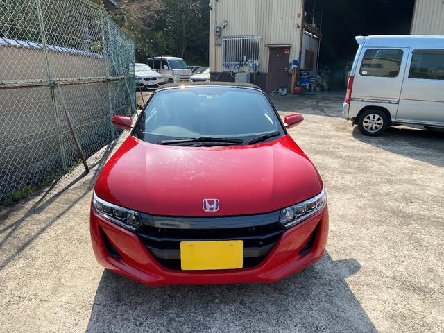 「ホンダ」「S660」「オープンカー」「大阪府」の中古車4
