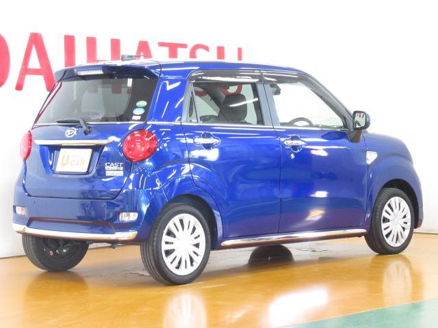 「ダイハツ」「キャスト」「コンパクトカー」「神奈川県」の中古車7