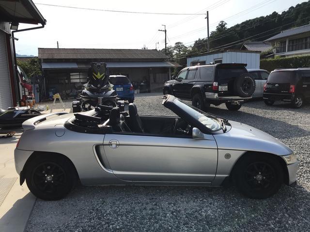 「ホンダ」「ビート」「オープンカー」「兵庫県」の中古車5