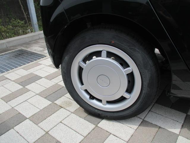 タイヤも綺麗な状態です