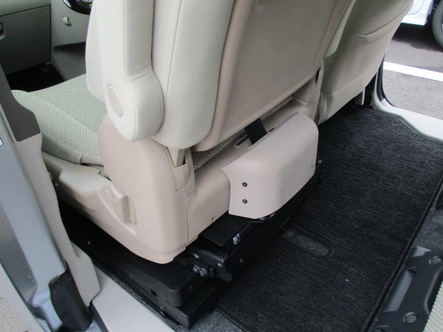 ウェルカムシートXSAIII リモコン付 福祉車両(20枚目)