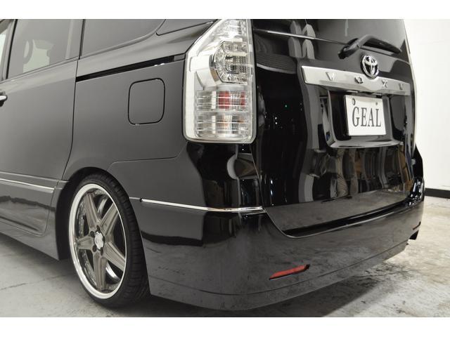 トヨタ ヴォクシー ZS 煌II DADコンプリートカー新品19AW車高調リアM