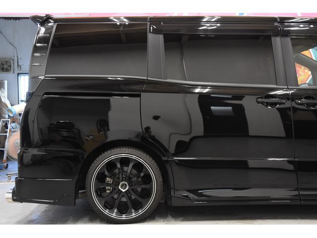ヴォクシーのボディーサイズはとっても乗りやすいです!大きすぎず、小さすぎず、買い物や旅行、ファミリーで使えるピッタリサイズ!人気の理由です!