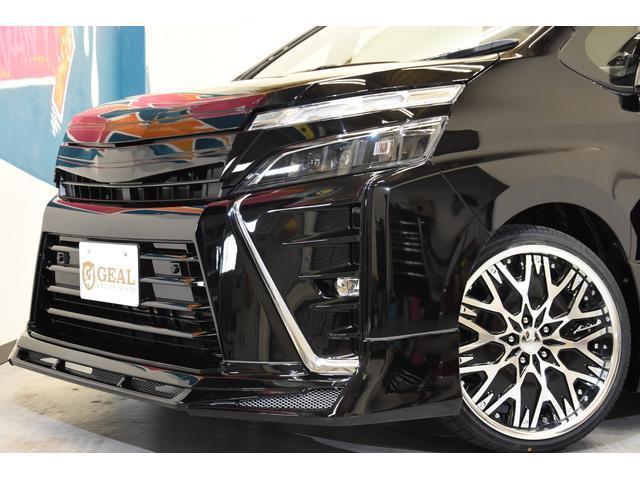 ZS 煌III 新車 アドミレイションコンプリートカー 新品Amistad19インチ 新品BLITZ車高調 4本出しマフラー LEDテールランプ 両側電動スライドドア(12枚目)