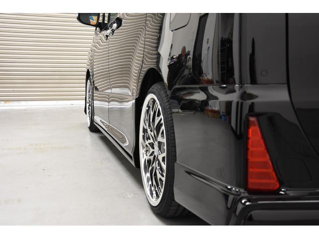 ZS 煌III 新車 アドミレイションコンプリートカー 新品Amistad19インチ 新品BLITZ車高調 4本出しマフラー LEDテールランプ 両側電動スライドドア(28枚目)