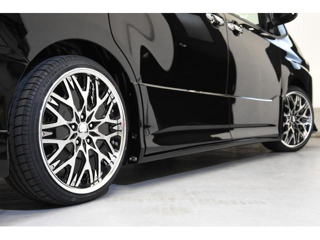 ZS 煌III 新車 アドミレイションコンプリートカー 新品Amistad19インチ 新品BLITZ車高調 4本出しマフラー LEDテールランプ 両側電動スライドドア(29枚目)