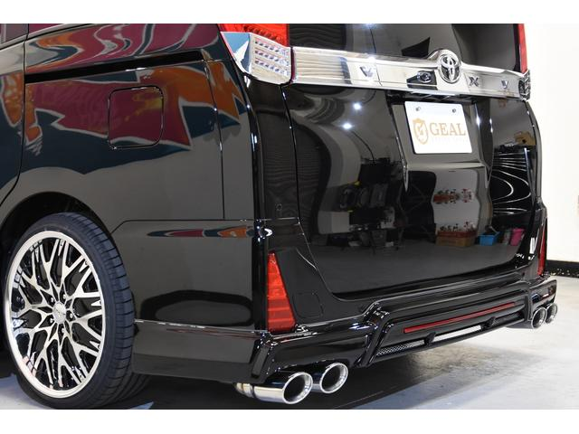 ZS 煌III 新車 アドミレイションコンプリートカー 新品Amistad19インチ 新品BLITZ車高調 4本出しマフラー LEDテールランプ 両側電動スライドドア(31枚目)