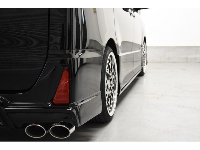 ZS 煌III 新車 アドミレイションコンプリートカー 新品Amistad19インチ 新品BLITZ車高調 4本出しマフラー LEDテールランプ 両側電動スライドドア(44枚目)
