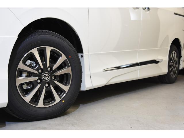 Gi プレミアムパッケージ ブラックテーラード モデリスタコンプリートカー 両側電動スライドドア 特別仕様車ハーフレザー プッシュスタート 衝突軽減TSS付き(14枚目)
