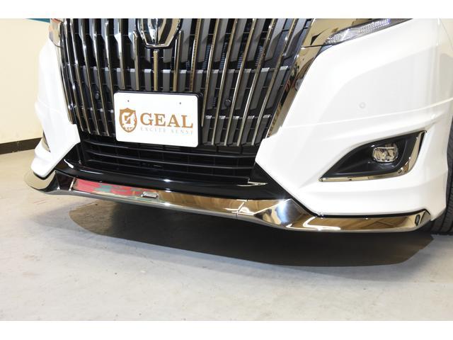 Gi プレミアムパッケージ ブラックテーラード モデリスタコンプリートカー 両側電動スライドドア 特別仕様車ハーフレザー プッシュスタート 衝突軽減TSS付き(18枚目)