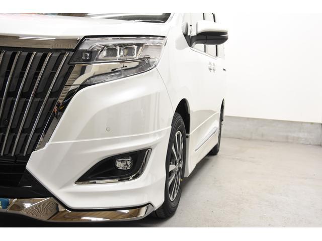 Gi プレミアムパッケージ ブラックテーラード モデリスタコンプリートカー 両側電動スライドドア 特別仕様車ハーフレザー プッシュスタート 衝突軽減TSS付き(31枚目)
