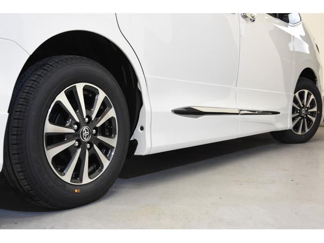 Gi プレミアムパッケージ ブラックテーラード モデリスタコンプリートカー 両側電動スライドドア 特別仕様車ハーフレザー プッシュスタート 衝突軽減TSS付き(34枚目)